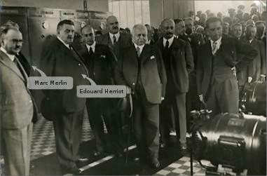 1922 – Création du Cabinet Merlin par Marc Merlin