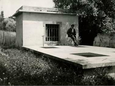 1930 – Assainissement : Station d'épuration des eaux d'égouts