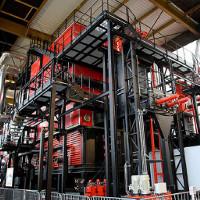Chaufferie biomasse et cogeneration MULHOUSE ALSACE AGGLOMERATION