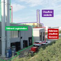 Chaufferie biomasse et Cogénération SAINT-ETIENNE METROPOLE