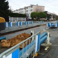 Renouvellement de canalisations